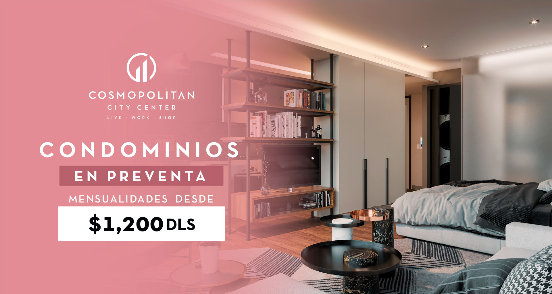 Cosmopolitan City Center Residencias